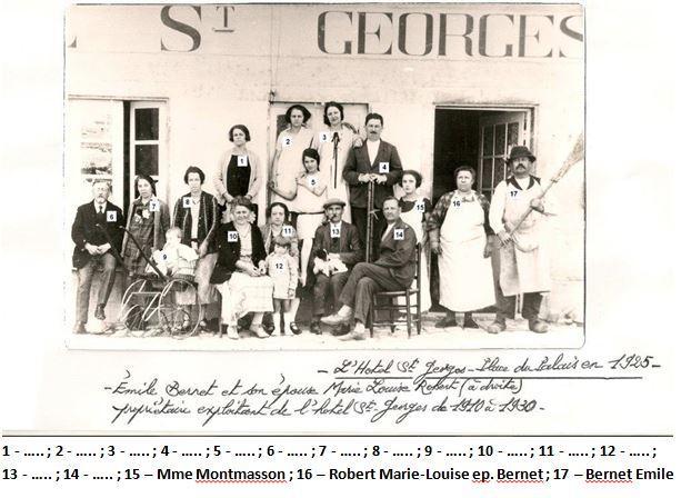 N 38 1925 hotel saint georges