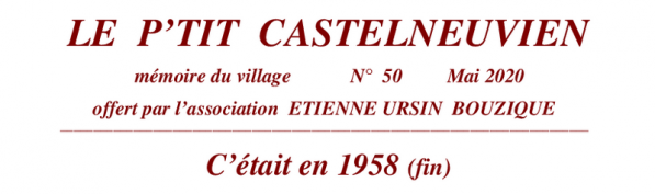 N 50 p tit castel 1958 crue finentete copier