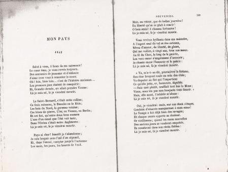 Poeme de etienne ursin bouzique